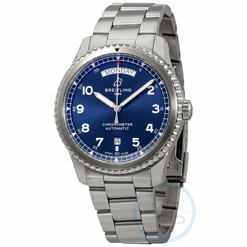 Breitling A45330101C1A1 Navitimer 8 Mens Automatic Watch