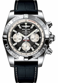 Breitling AB011012/B967/296S/A20D.4  Mens Chronograph Automatic Watch