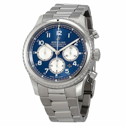 Breitling AB0117131C1A1 Navitimer 8 Mens Chronograph Automatic Watch