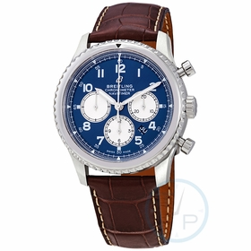 Breitling AB0117131C1P2 Navitimer 8 Mens Chronograph Automatic Watch