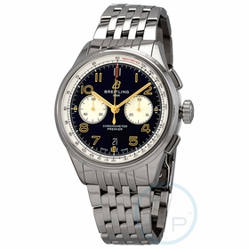 Breitling AB0118A21B1A1 Premier Mens Chronograph Automatic Watch