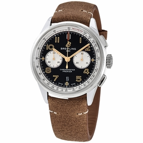 Breitling AB0118A21B1X2 Premier Mens Chronograph Automatic Watch