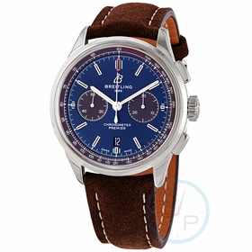 Breitling AB0118A61C1X3 Premier B01 Mens Chronograph Automatic Watch