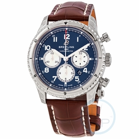 Breitling AB0119131C1P4 Avaitor 8 Mens Chronograph Automatic Watch