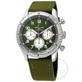 Breitling AB01192A1L1X1 Aviator 8 Mens Chronograph Automatic Watch