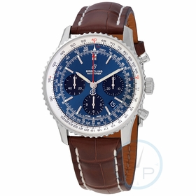Breitling AB0121211C1P2 Navitimer 1 Mens Chronograph Automatic Watch