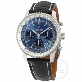 Breitling AB0121211C1P3 Navitimer 1 Mens Chronograph Automatic Watch