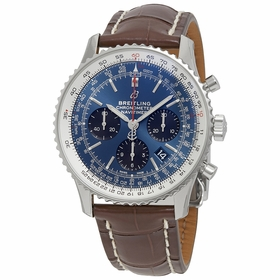 Breitling AB0121211C1P4 Navitimer 1 Mens Chronograph Automatic Watch