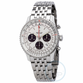 Breitling AB0121211G1A1 Navitimer 1 Mens Chronograph Automatic Watch