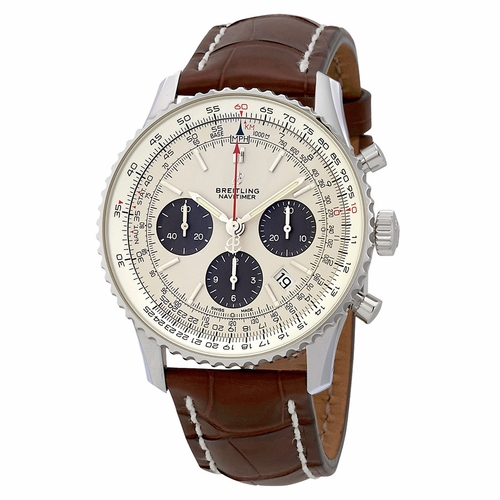 Breitling AB0121211G1P1 Navitimer 1 Mens Chronograph Automatic Watch