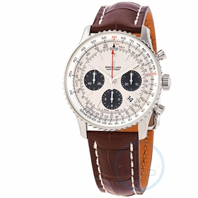 Breitling AB0121211G1P2 Navitimer 1 Mens Chronograph Automatic Watch