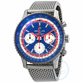 Breitling AB01212B1C1A1 Navitimer 1 B01 Mens Chronograph Automatic Watch
