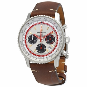 Breitling AB01219A1G1X2 Navitimer Mens Chronograph Automatic Watch