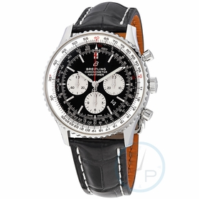 Breitling AB0127211B1P2 Navitimer 1 B01 Mens Chronograph Automatic Watch