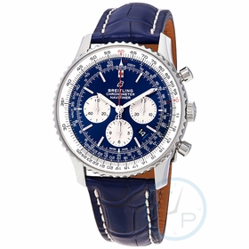 Breitling AB0127211C1P2 Navitimer 1 Mens Chronograph Automatic Watch