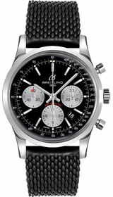 Breitling AB015212-BF26-279S Transocean Chronograph Mens Chronograph Automatic Watch