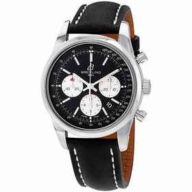 Breitling AB015212/BF26-435X Transocean Mens Chronograph Automatic Watch