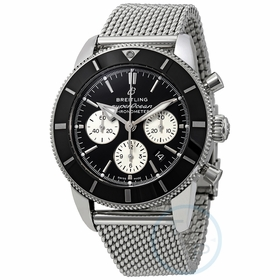 Breitling AB0162121B1A1 Superocean Heritage II Mens Chronograph Automatic Watch