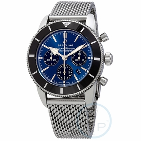 Breitling AB0162121C1A1 Superocean Heritage II Mens Chronograph Automatic Watch