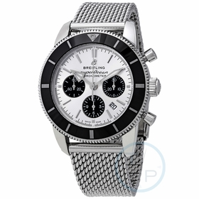 Breitling AB0162121G1A1 Superocean Heritage II Mens Chronograph Automatic Watch
