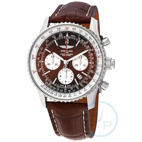 Breitling AB031021/Q615-756P Navitimer Rattrapante Mens Chronograph Automatic Watch