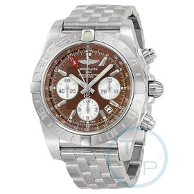 Breitling AB042011-Q589-375A Chronomat Mens Chronograph Automatic Watch