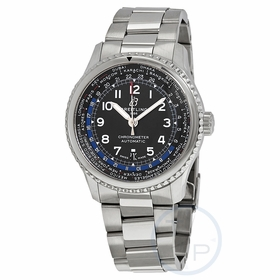 Breitling AB3521U41B1A1 Navitimer 8 Unitime Mens Automatic Watch