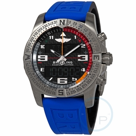 Breitling EB5512221B1S1 Exospace Mens Chronograph Quartz Watch