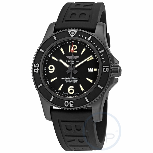 Breitling M17368B71B1S1 Superocean 46 Mens Automatic Watch