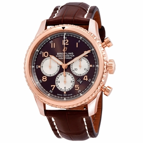 Breitling RB0117131Q1P1 Navitimer 8 Mens Chronograph Automatic Watch
