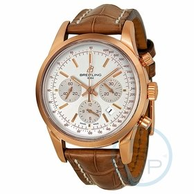 Breitling RB015212-G738-437X-R20BA.1 Transocean Chronograph Mens Chronograph Automatic Watch