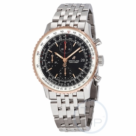 Breitling U13324211B1A1 Navitimer 1 Mens Chronograph Automatic Watch