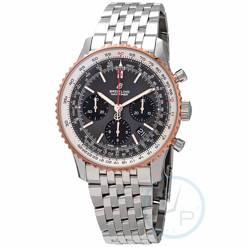Breitling UB0121211F1A1 Navitimer 1 Mens Chronograph Automatic Watch