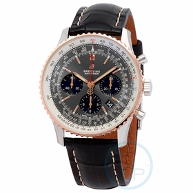 Breitling UB0121211F1P1 Navitimer 1 Mens Chronograph Automatic Watch