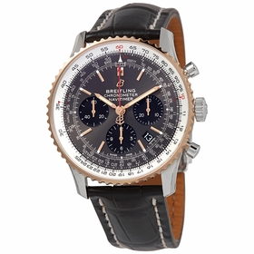 Breitling UB0121211F1P2 Navitimer 01 Mens Chronograph Automatic Watch