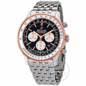 Breitling UB0127211B1A1 Navitimer 1 Mens Chronograph Automatic Watch