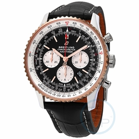 Breitling UB0127211B1P1 Navitimer 1 Mens Chronograph Automatic Watch