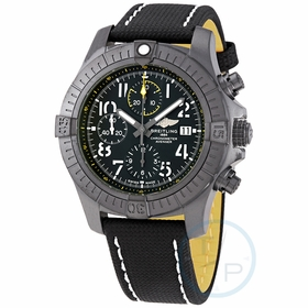 Breitling V13317101B1X1 Avenger 45 Night Mission Mens Chronograph Automatic Watch