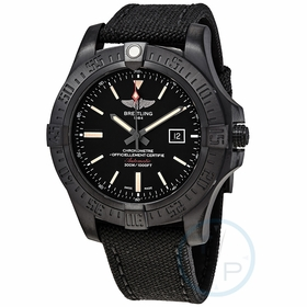 Breitling V17310101B1W1 Avenger Blackbird Mens Automatic Watch