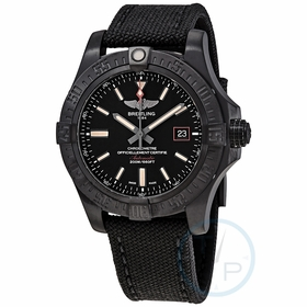 Breitling V17311101B1W1 Avenger Blackbird 44 Mens Automatic Watch