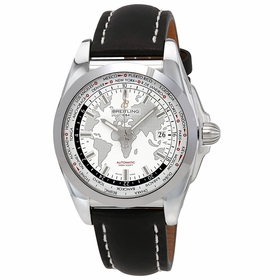 Breitling WB3510U0-A777-435X Galactic Unitime Mens Automatic Watch
