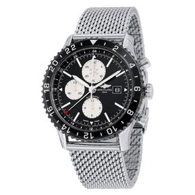 Breitling Y2431012-BE10-152A Chronoliner Mens Chronograph Automatic Watch
