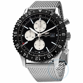 Breitling Y2431012-BE10-443A Chronoliner Mens Chronograph Automatic Watch