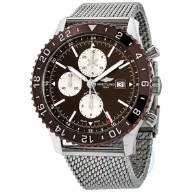 Breitling Y2431033/Q621/152A Chronoliner Mens Chronograph Automatic Watch
