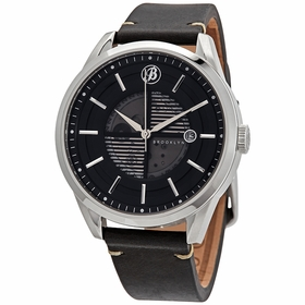 Brooklyn Watch Co. 8353A1 Wyckoff  Automatic Watch