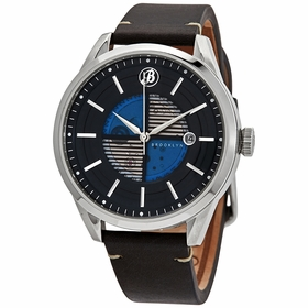 Brooklyn Watch Co. 8353A2 Wyckoff  Automatic Watch