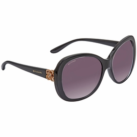 Bvlgari BV8171BF 53838G 57  Ladies  Sunglasses