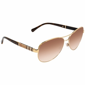 Burberry BE3080-114513-59 BE3080 Unisex  Sunglasses