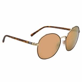 Burberry BE3094-11452O-56  Ladies  Sunglasses
