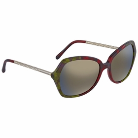 Burberry BE4193-36664T-57 BE4193 Ladies  Sunglasses